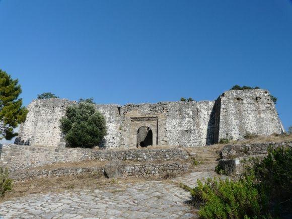 Ali Pasa castle