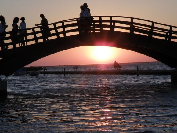 lefkada sunset