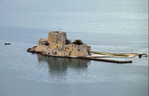Bourtsi seen from Palamida