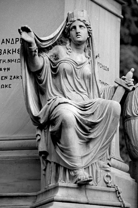Zappion monument