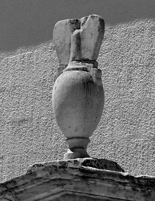 Vravrona museum artefact