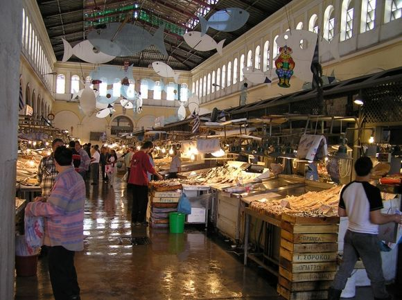 Fish market overview