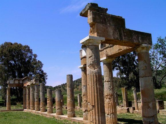 Vravrona Temple of Artemis