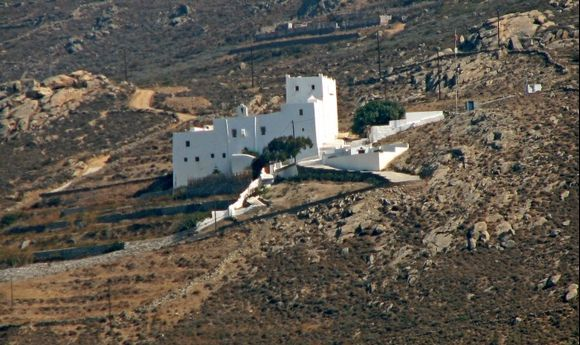 Monastery Of Agios Ioannis Chryssostomos