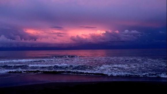 Waiting for the rain-Faliraki, Rhodes