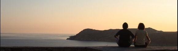 enjoy the sunset...