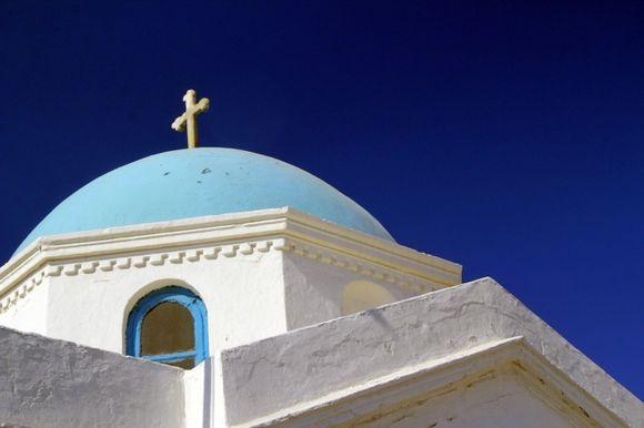Deep Mykonos blue