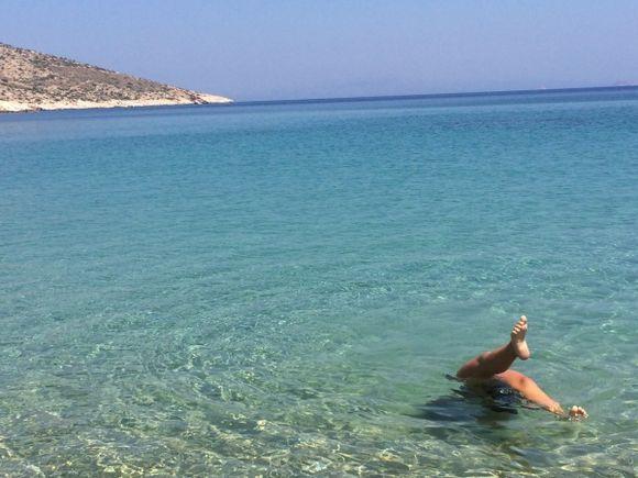 Drowning in Aghia Theodoti.