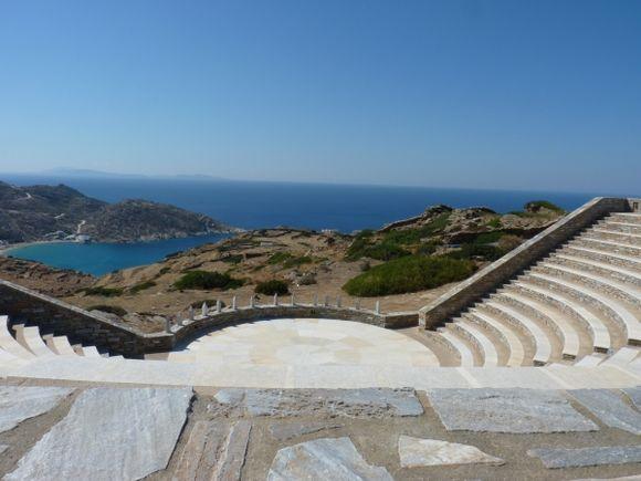 Amphitheatre's view