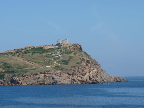 Cape Sounion and the Temple