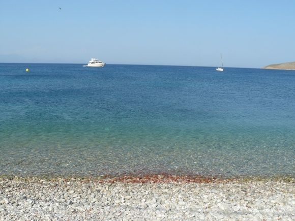 Waveless sea