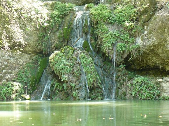 Petaloudes valley