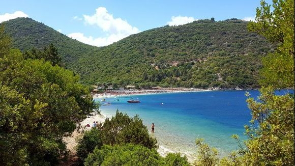 Antisamos beach, another point of view