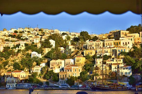view from Marinasymi