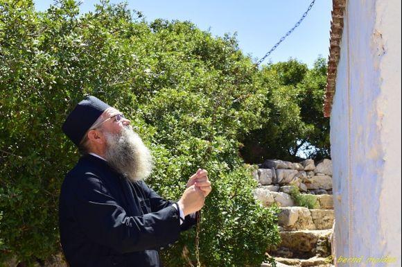 Pater Ilias at Ag. Sophias