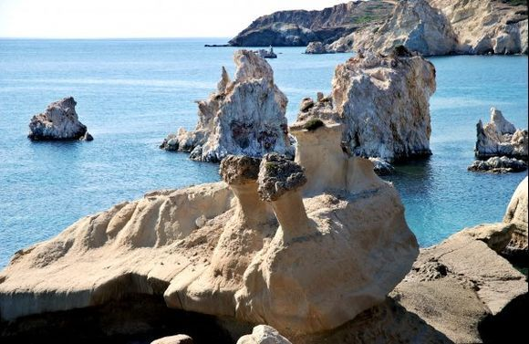 it's Greece ! ( not Kappadokia )