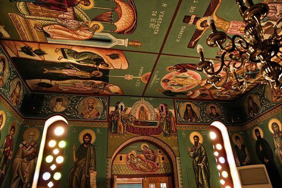 fine frescos