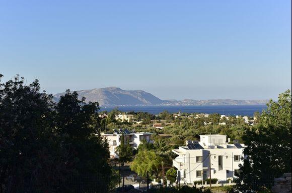 view to Kiotari