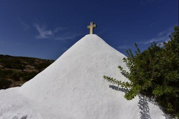 the Trulli of Agios Mamas