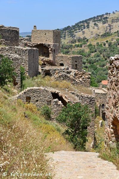 a medieval settlement