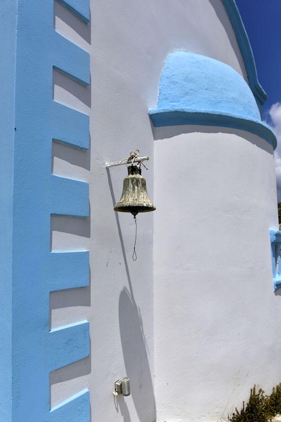 the bell (Ag. Triada)