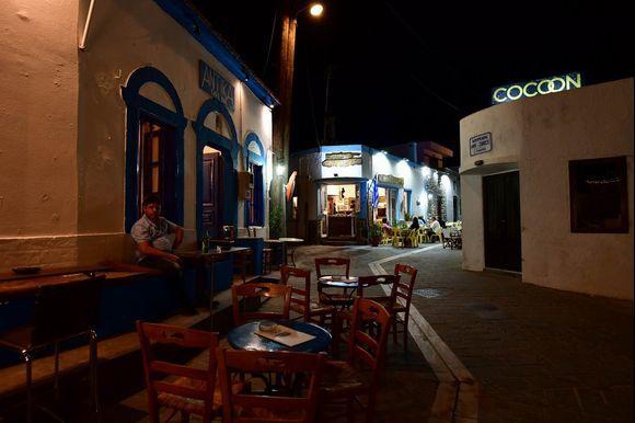 Gennadi at night