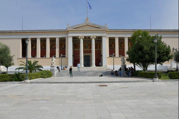 Kapodistrian University of Athens