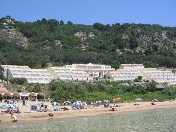 Pelekas Beach & Hotel