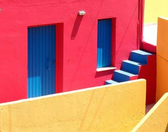Crazy colours in Koutouloufari