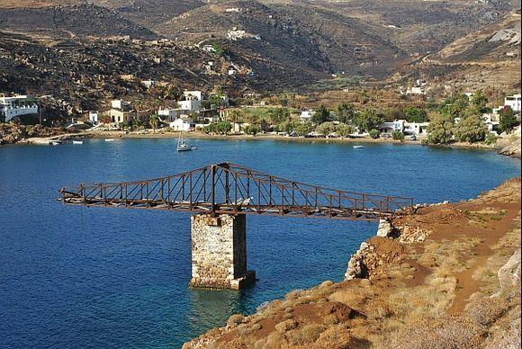 View of Megalo Livadi