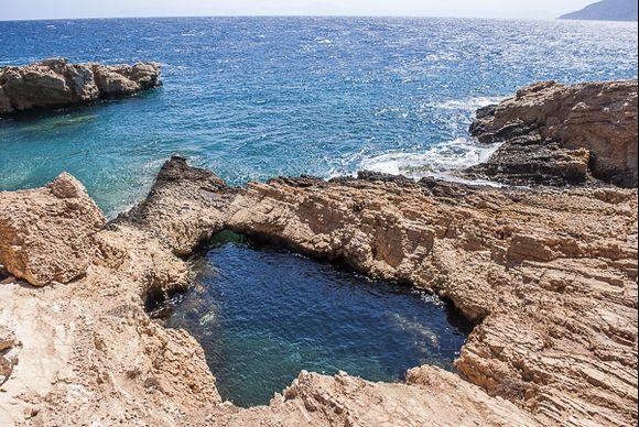 Natural pool (Piscina Naturelle)