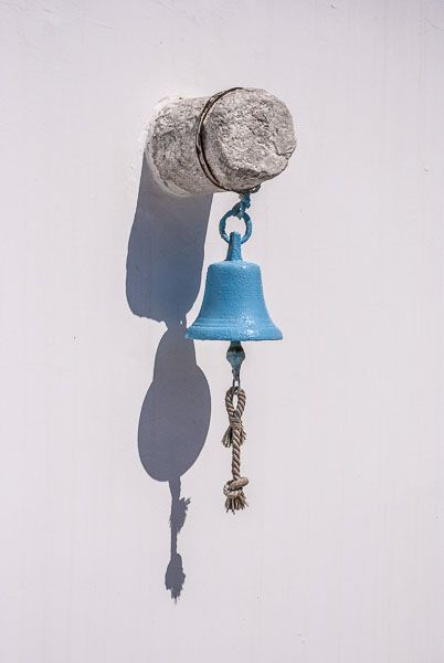 The lonely bell