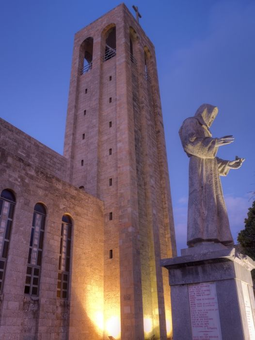 St Francis Cathedral, Rhodes Town