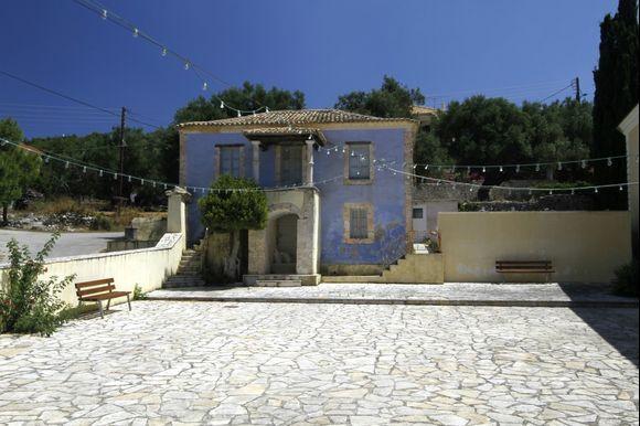 Peaceful Monday morning at Agalas village, Zakynthos!