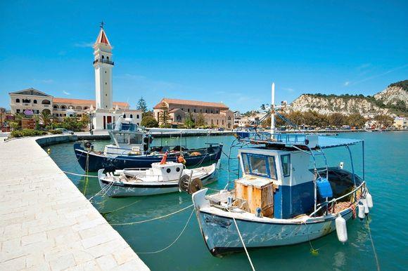 Zakynthos' Port!