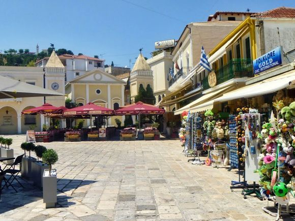 A Friday morning at Zakynthos Town!