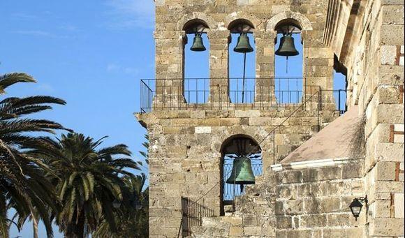 St. Nicolas Church at Zakynthos island!