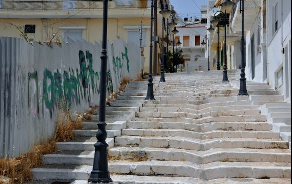 Old town of Sitia, East Crete