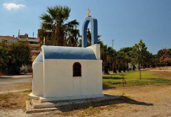 chapel at the port