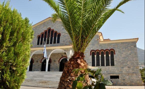 Kyparissia basilica