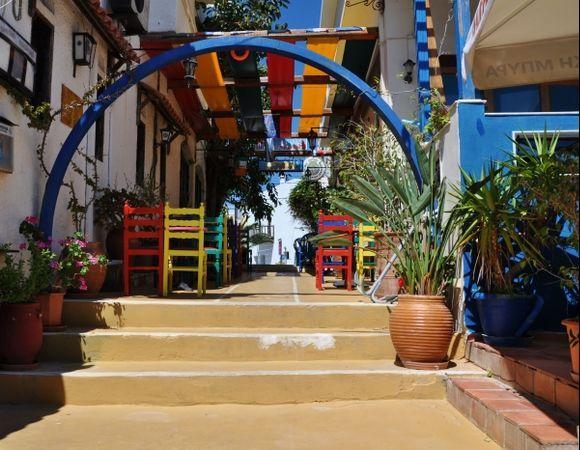 Sissi colours, Crete