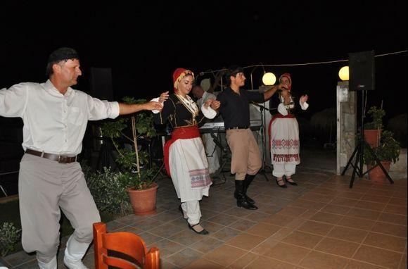 Platanias Cretan dance
