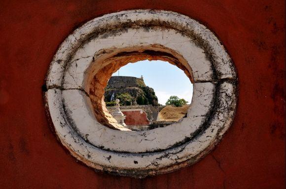 Kerkyra fortress