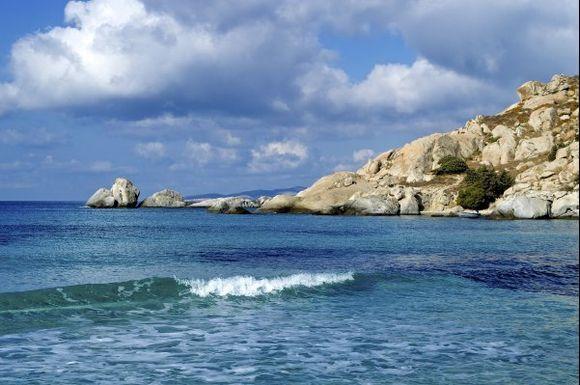 Deep blue sea (Mikri Vigla)