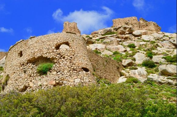 Epano Kastro (Upper Castle)