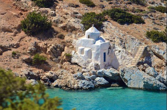 The chapel of Agios Sozon