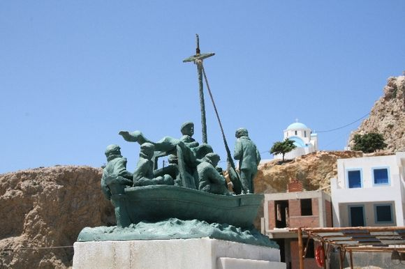 Finiki monument \'Immaculata\'