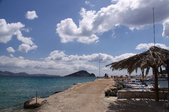 A place to stay Keri bay, Zakynthos,  Ionian Islands, Greece