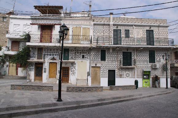 Pyrgi style buildings