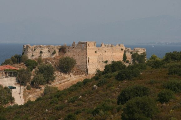 Lefkada fortress